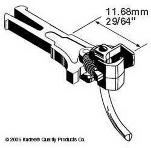 Kadee 18 Ho Nem 362 Medium Coupler 8 63mm 340 765484000181