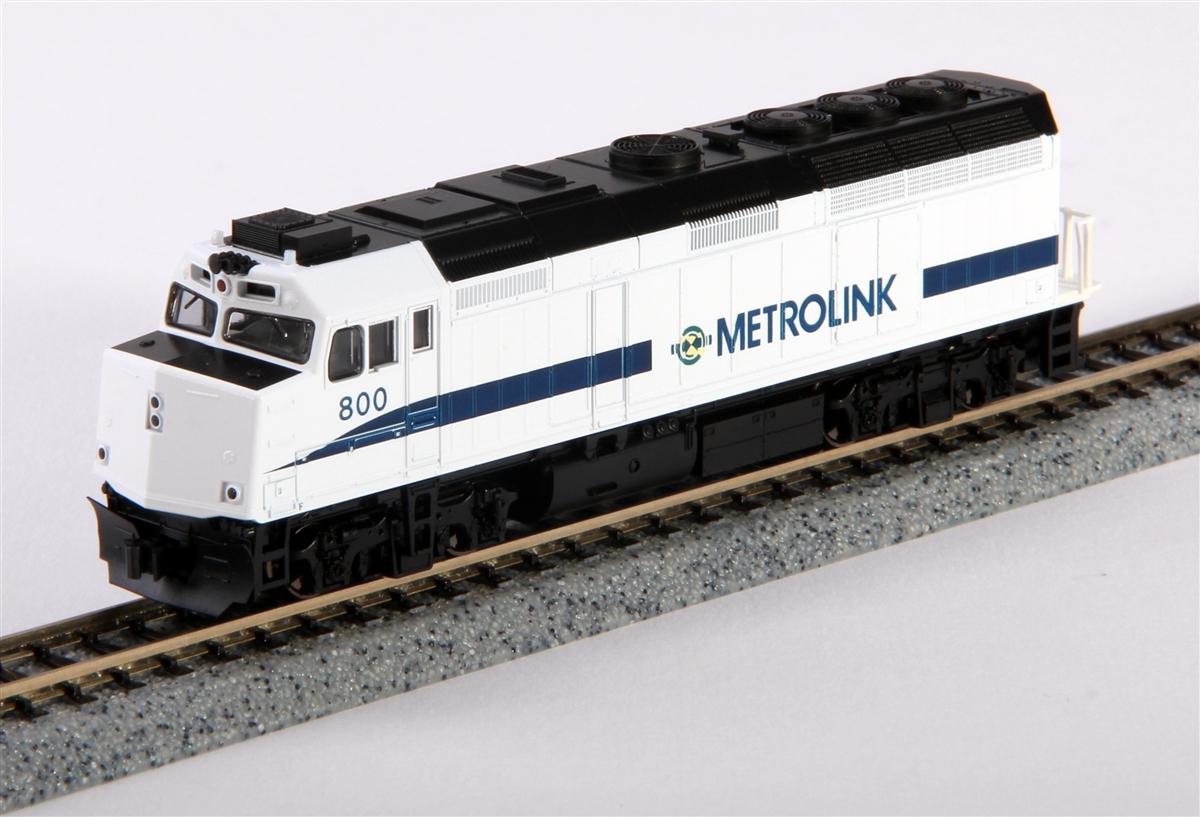 Details About Kato 176 9005 N Metrolink Emd F40ph Diesel Locomotive Standard Dc 800