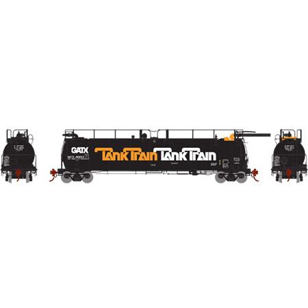 Lionel 6-85127 O TankTrain Intermediate voiture (Orange)  48653
