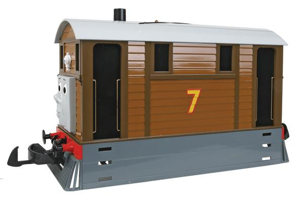 Bachmann 91405 G TTT Toby the Tram Engine with Moving Eyes Thomas ...