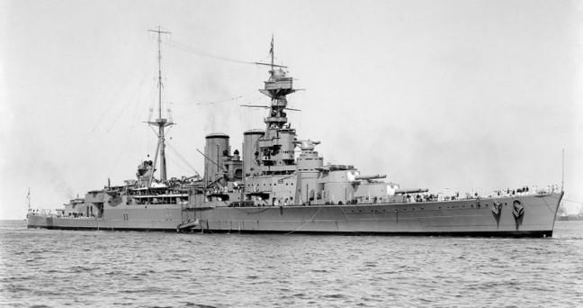 Trumpeter Models 3710 1 200 HMS Hood British Battleship Kit