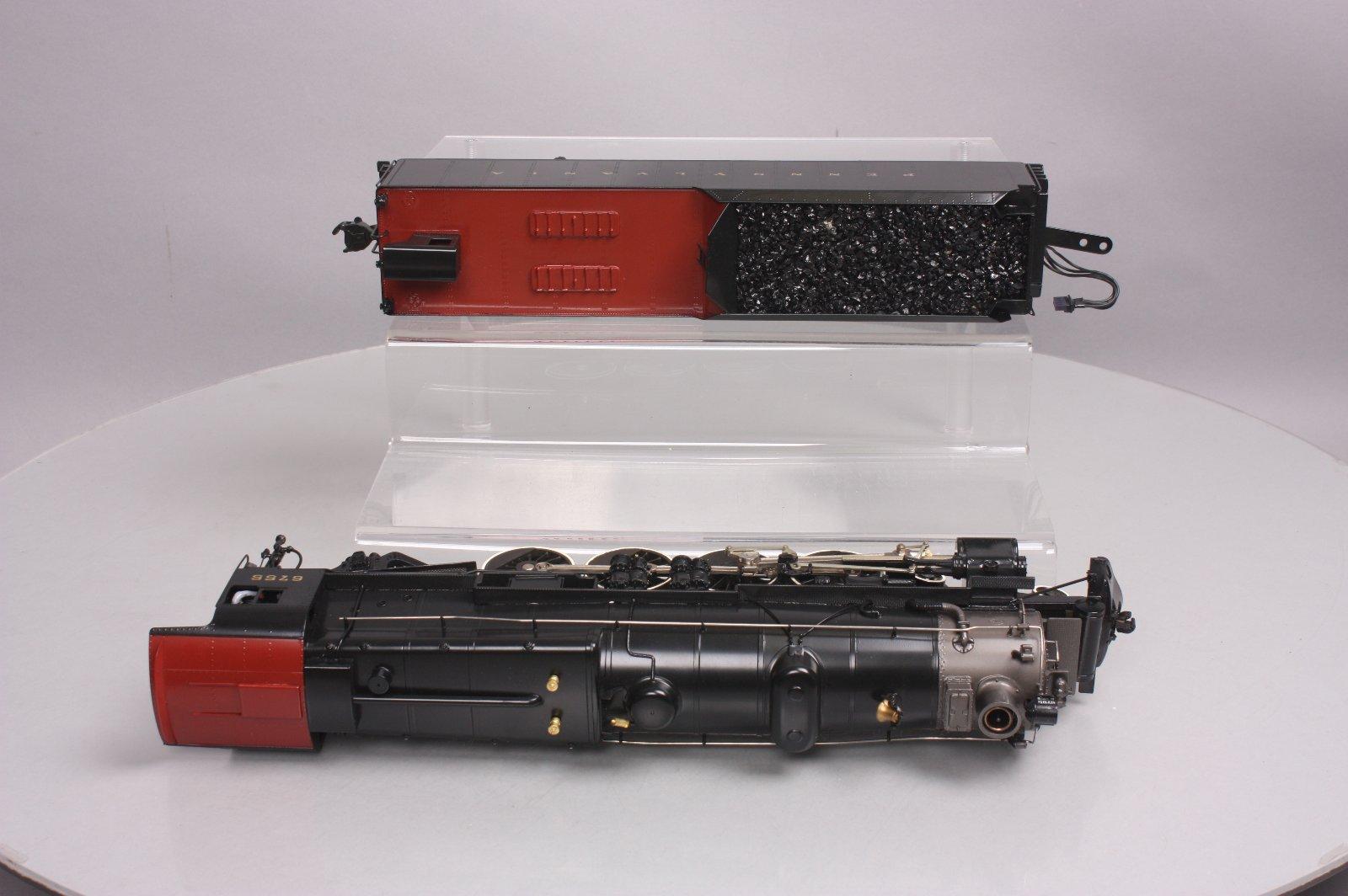 Weaver 6755 BRASS PRR 4-8-2 M1a Mountain Steam Engine & Tender - 3 Rail  LN/Box | eBay