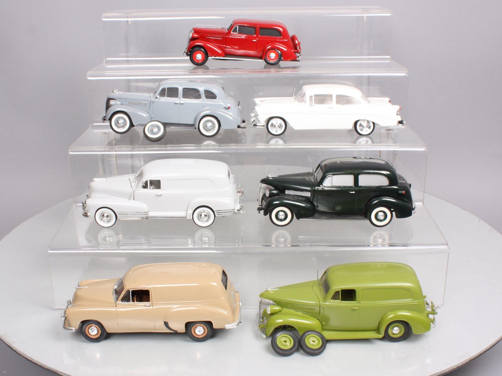 assembled 1 25 scale 1930s 1950s model car kits 7 ebay. Black Bedroom Furniture Sets. Home Design Ideas