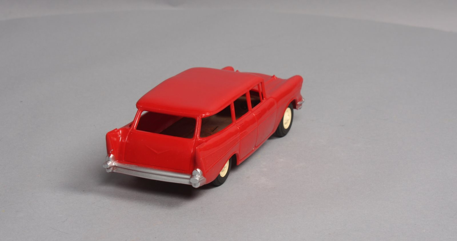 Chevrolet 1957 red bel air station wagon promotional car w for Does ebay motors ship cars