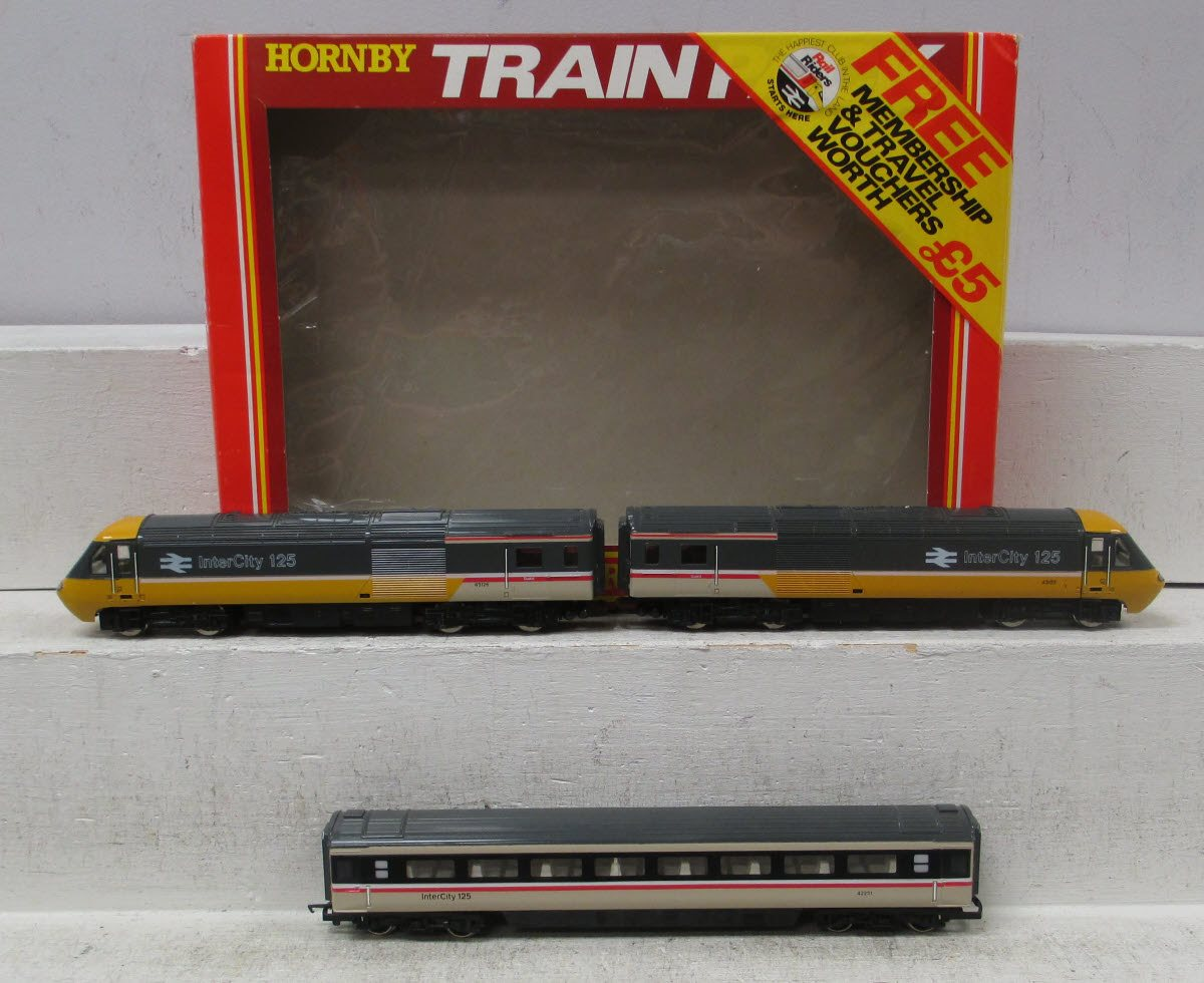 Hornby 3-799 OO Scale HST Train Set LN/Box | eBay