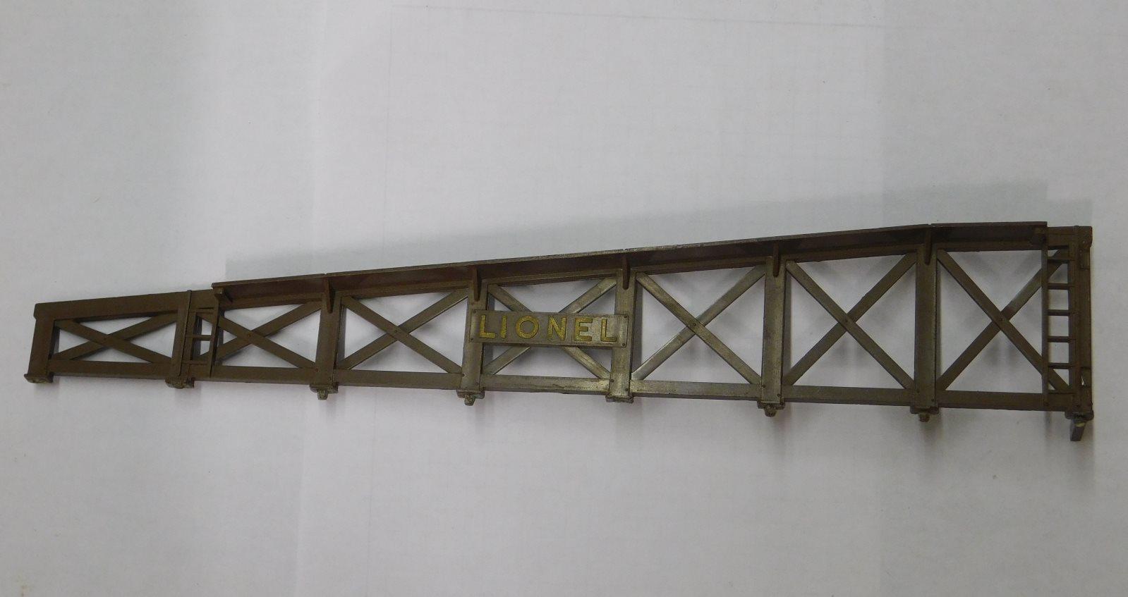LIONEL TRAINS TILTING GATE for 362 BARREL LOADER Postwar O 027 Gauge