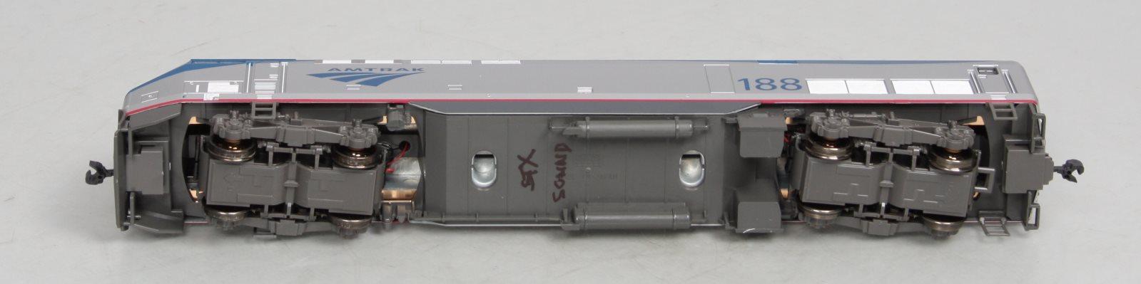 Kato 37 6108 Ho Ge P42 With Standard Dc Genesis Amtrak Phase