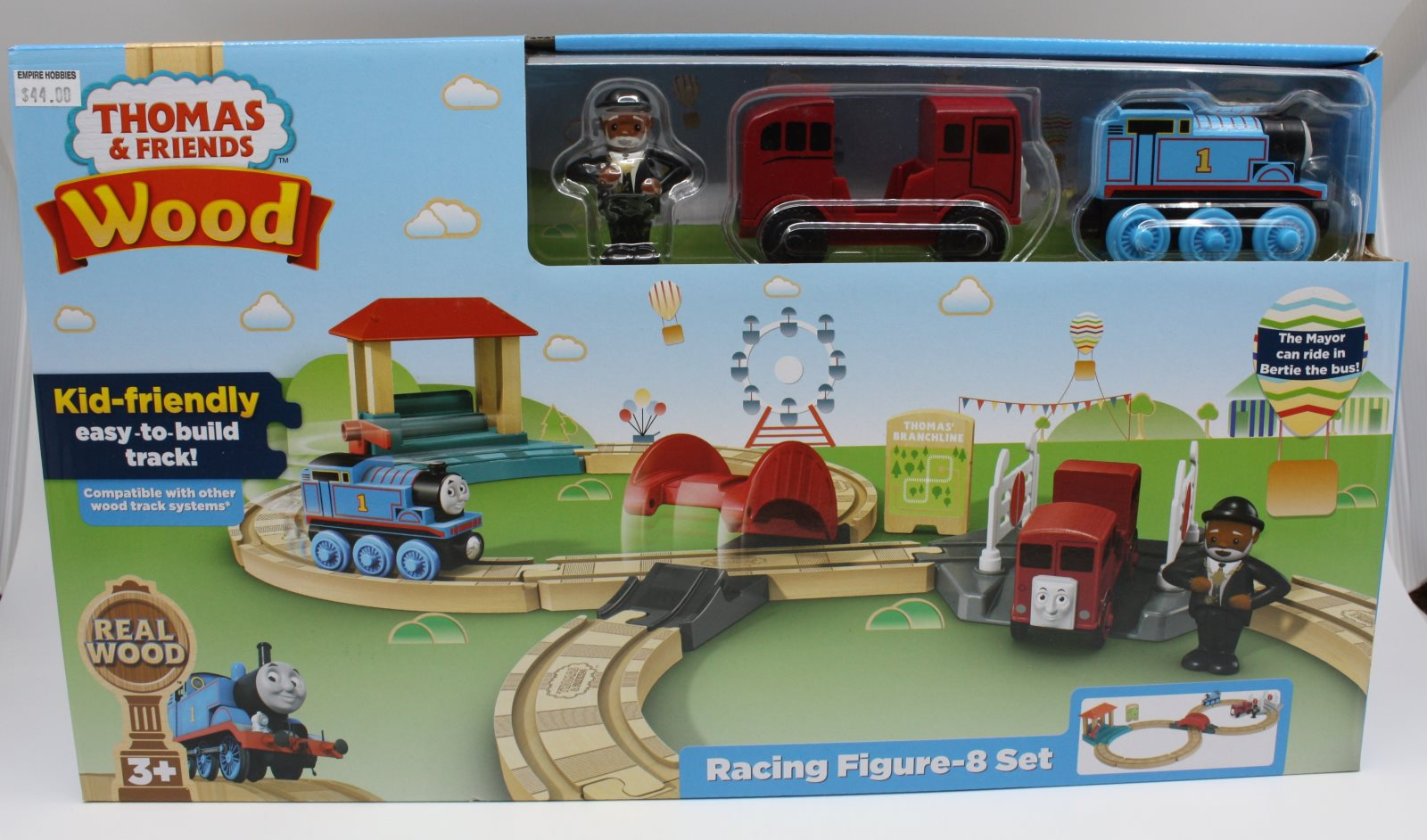Details about Fisher Price GGG73 FP Thomas, Figure 8 Set