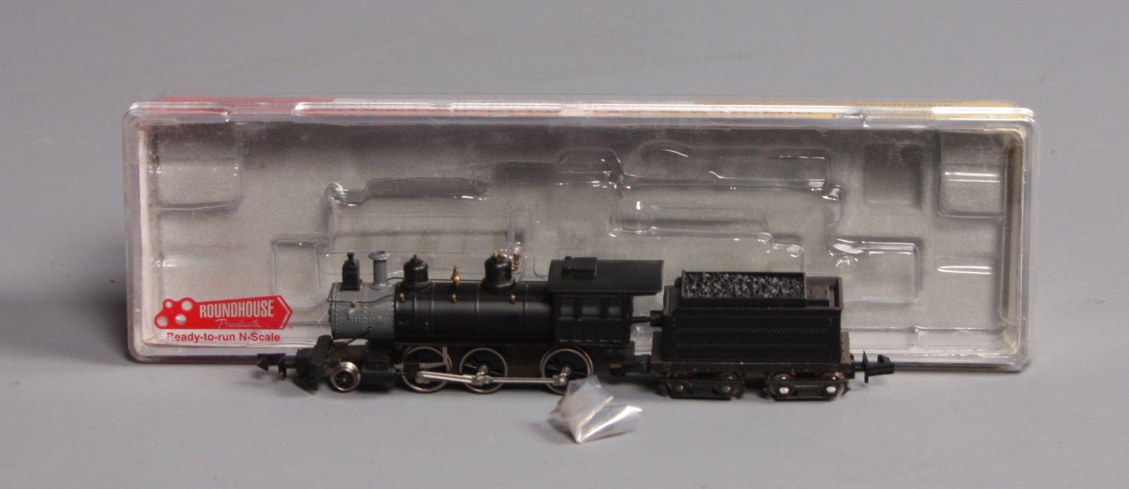 Details about Roundhouse 8050 N Scale Undec 2-6-0 Mogul Steam Engine LN/Box