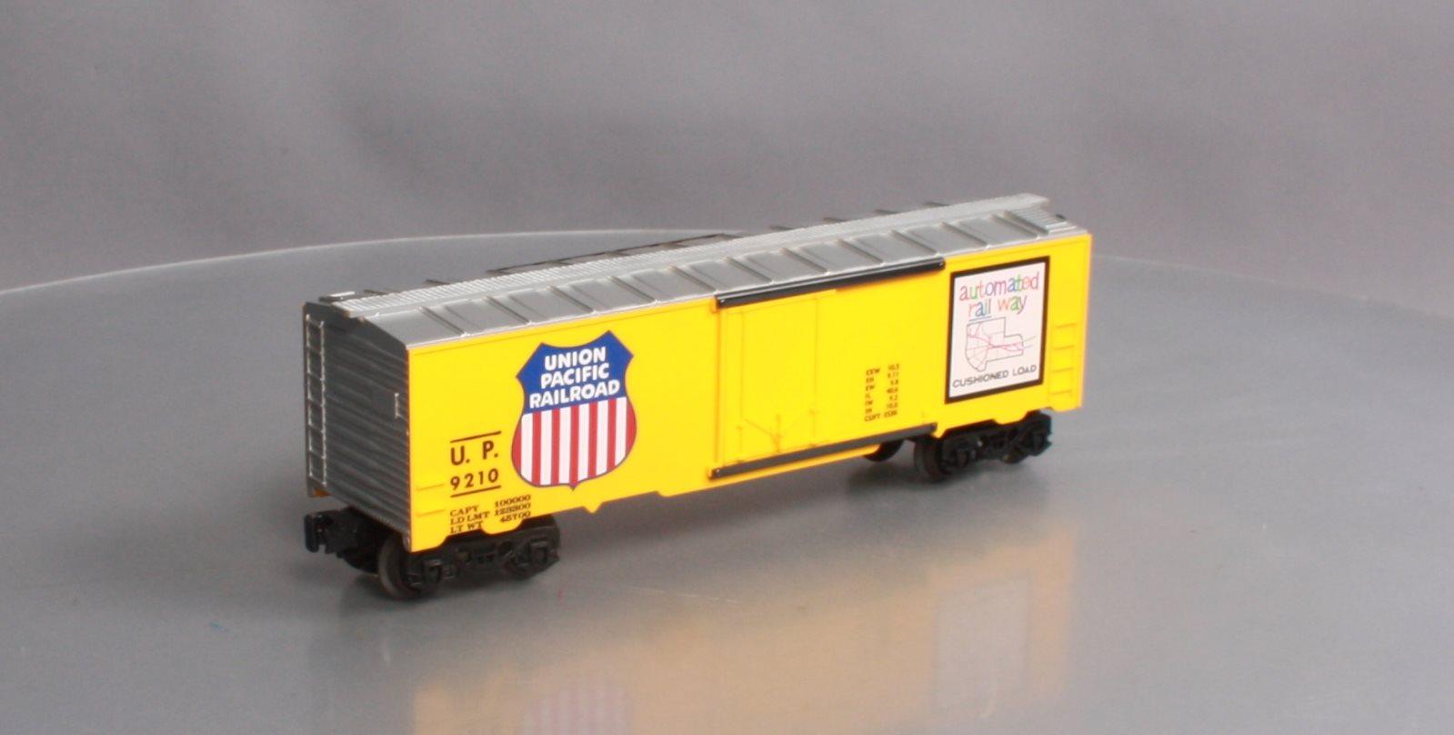 Lionel 6-9878 Good N/' Plenty Reefer Car O Gauge In Original Box