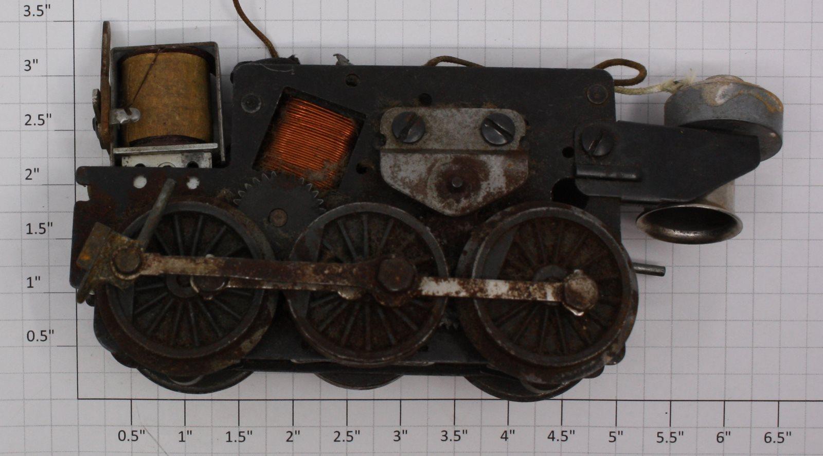 Vintage 1948-53 Lionel 2026 Motor
