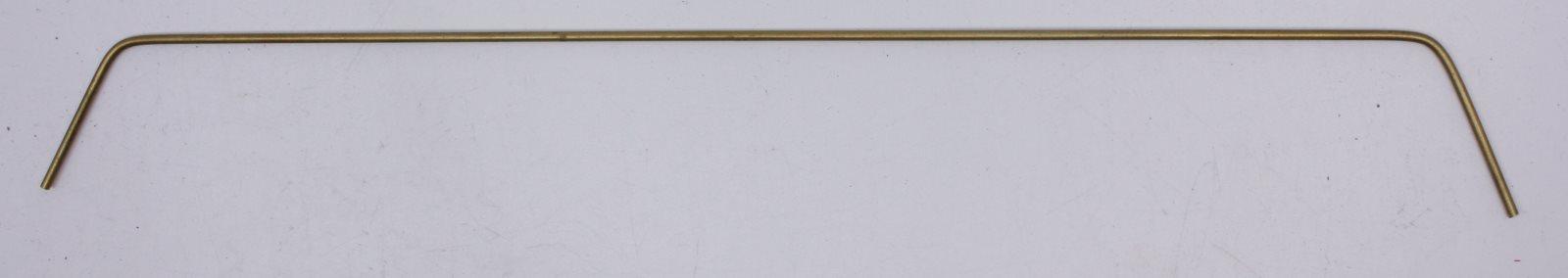 American Flyer 4000-8 Standard Gauge Long Brass Roof Rail